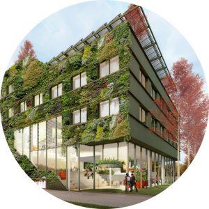Hoe groen is Aeres Hogeschool Almere
